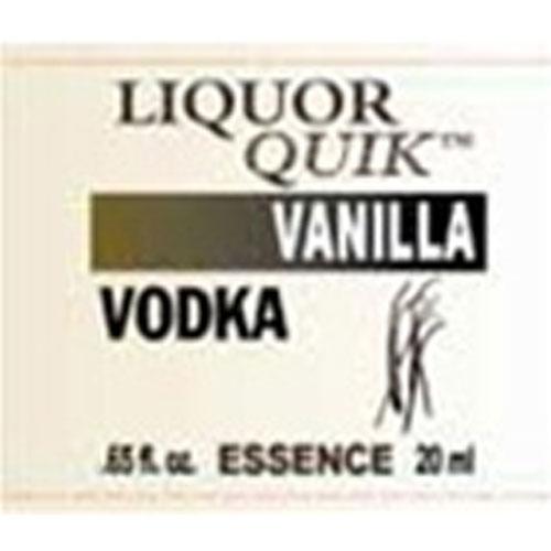 Vanilla Vodka Essence - Liquor Quik (20ml)