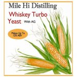 original mile hi whiskey yeast