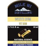 Mile Hi White Rum Essence (50ml)