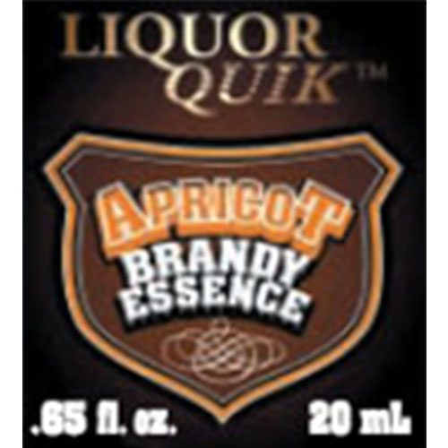 Liquor Quik Apricot Brandy Essence