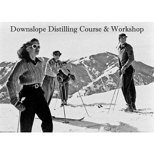 Distilling Class Workshop June