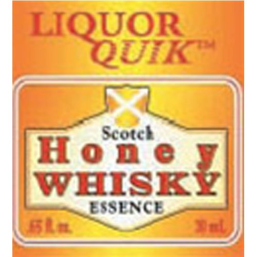 Liquor Quik Scotch Honey Whisky Essence 500 ml