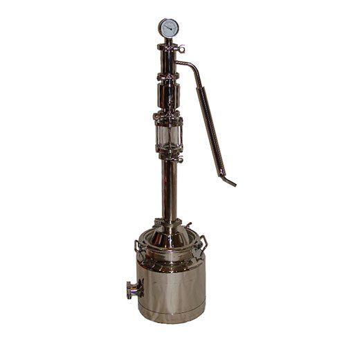 3 Gallon with Mighty Mini Pro Distiller