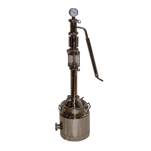 3 Gallon with Mighty Mini Pro Distiller