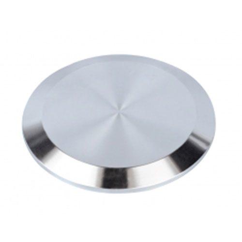 3 Inch Diameter Flat Plate Cap