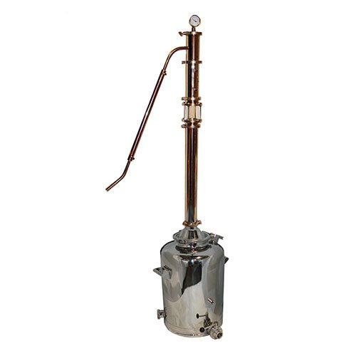 16 Gallon with 3 Inch Diameter Torpedo Pro