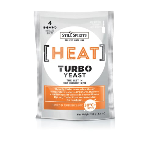 Still Spirits Heat Wave Turbo Yeast (4.8oz)