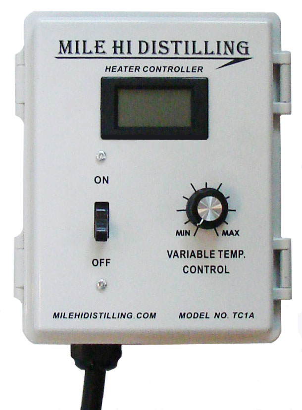 220V Variable Single Element Temperature Controller