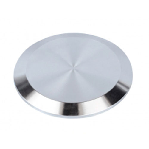 4 Inch Diameter Flat Plate Cap