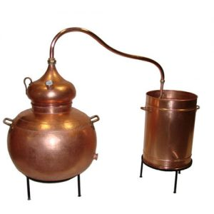 80 Gallon 300 Liter Alembic Copper Still