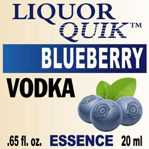 Blueberry Vodka Essence