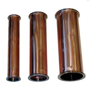 Copper Extension with Stainless Steel Ferrules