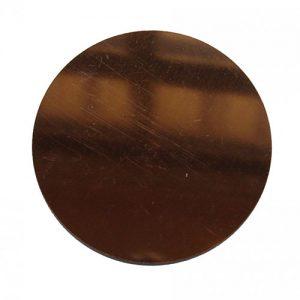 Copper Plate 6 Inch Diameter