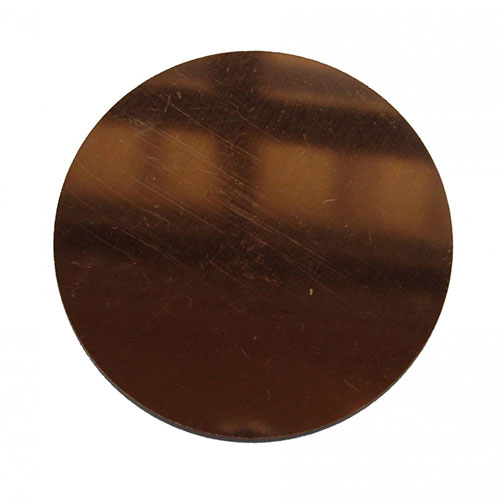 Copper Plate 6 Inch Diameter