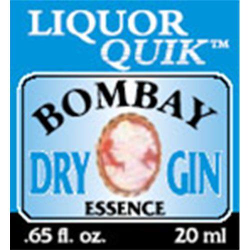 Liquor Quik Bombay Dry Gin Essence 500ml