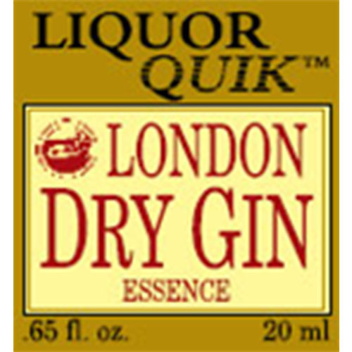 Liquor Quik London Dry Gin Essence 500 ml