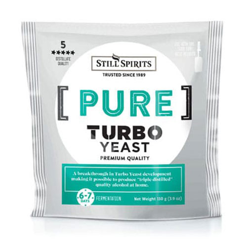 Still Spirits Triple Distilled Turbo Yeast 3.8oz