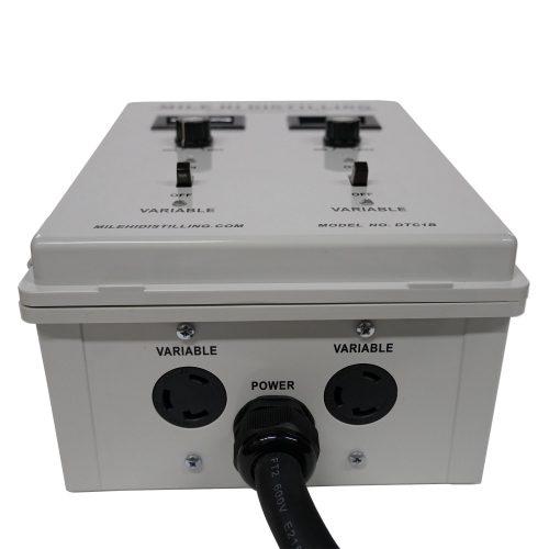 Dual Variable Still Controller