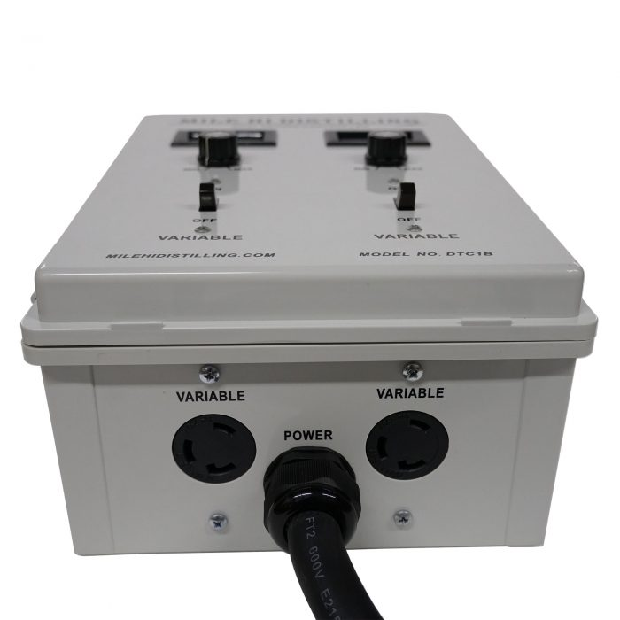 Dual Variable Still Controller