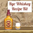 rye whisky recipe kit