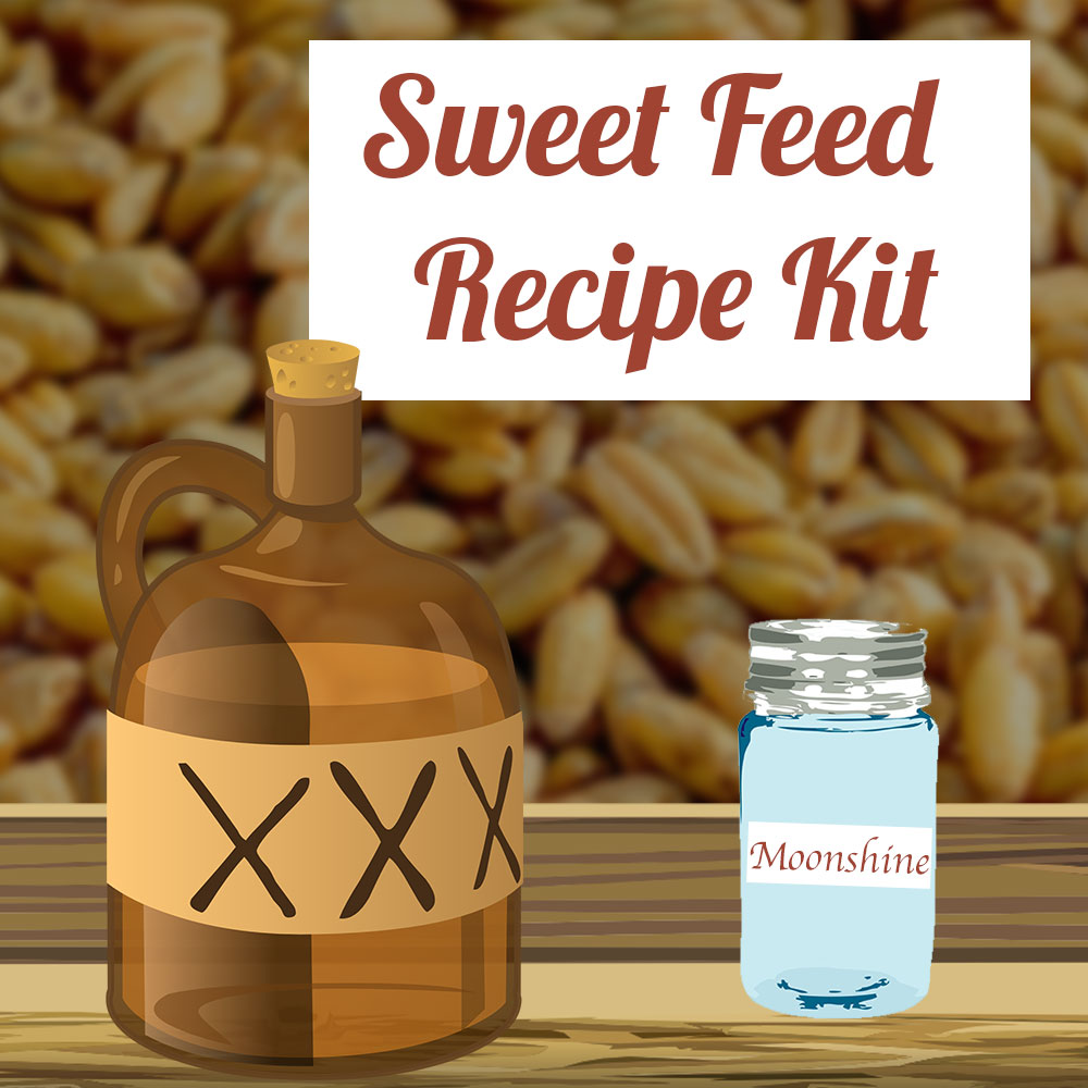 Sweet Feed Recipe Kit