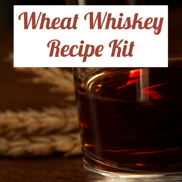 wheat whisky recipe kit