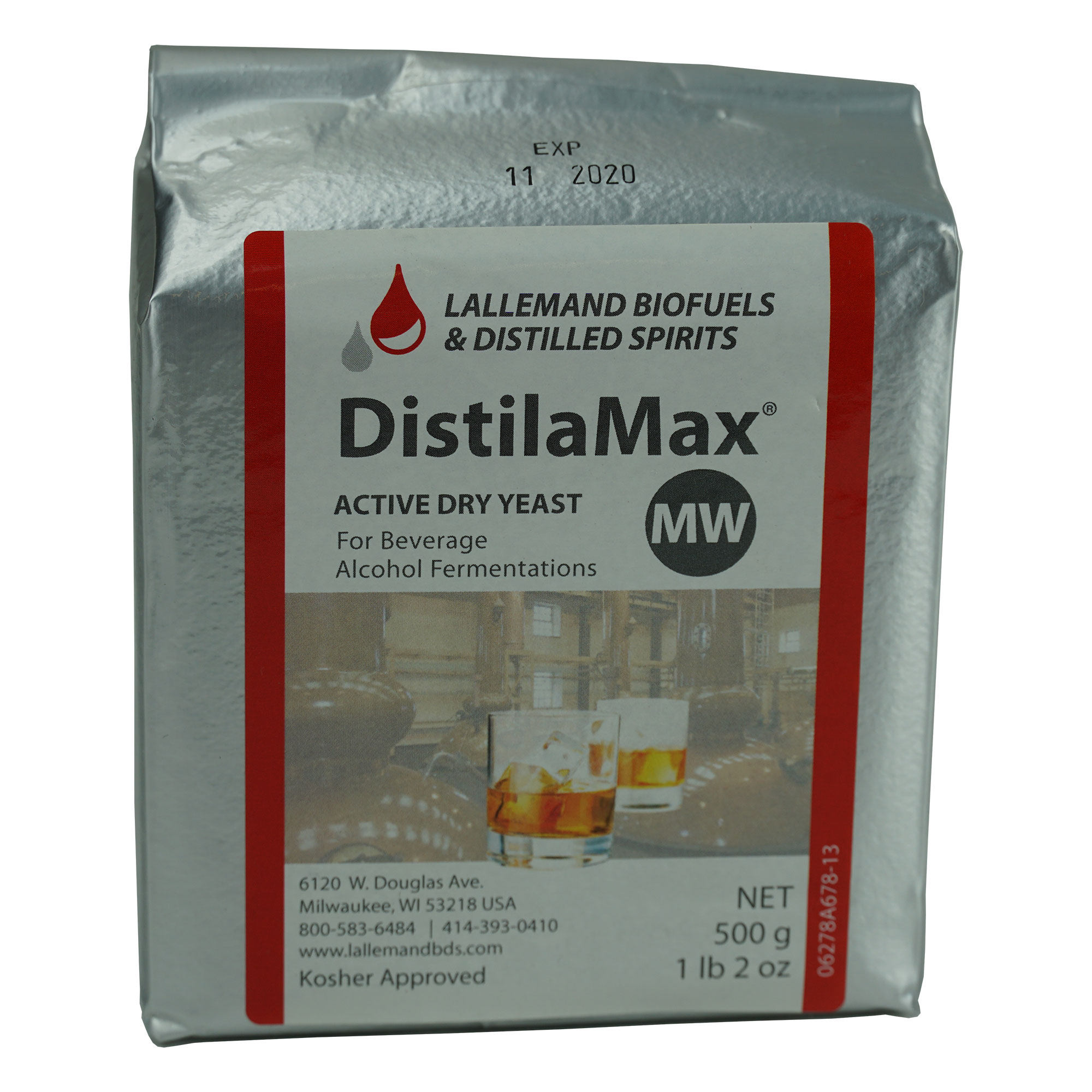 single malt whiskey yeast