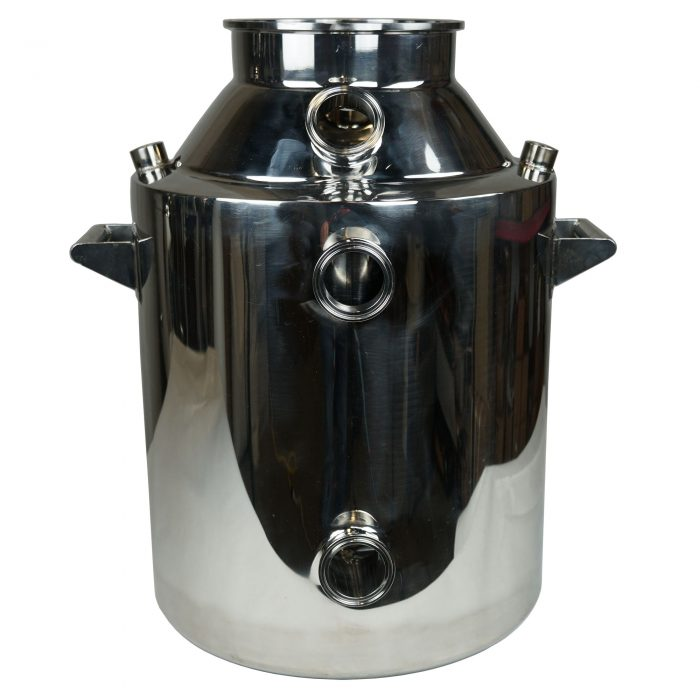 stainless jacketed kettle