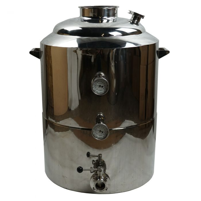 26 Gallon Jacketed Kettle
