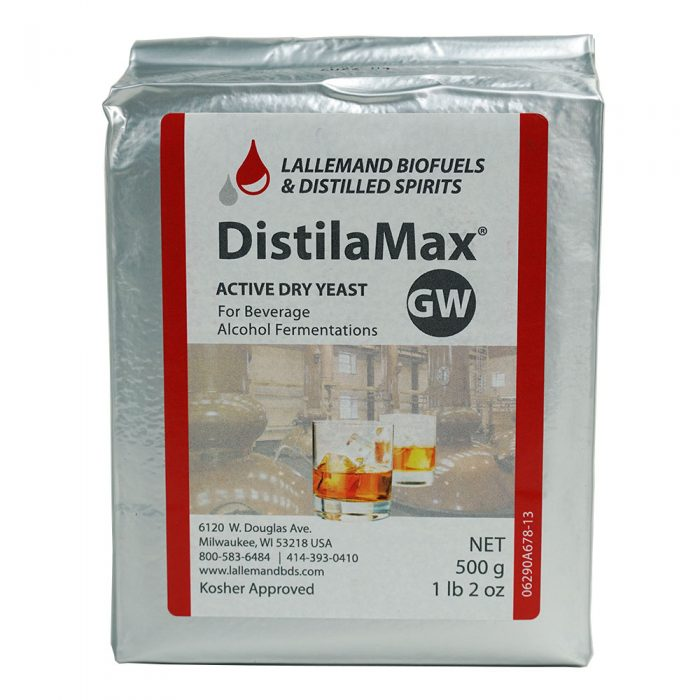 DistilaMax GW Active Dry Yeast
