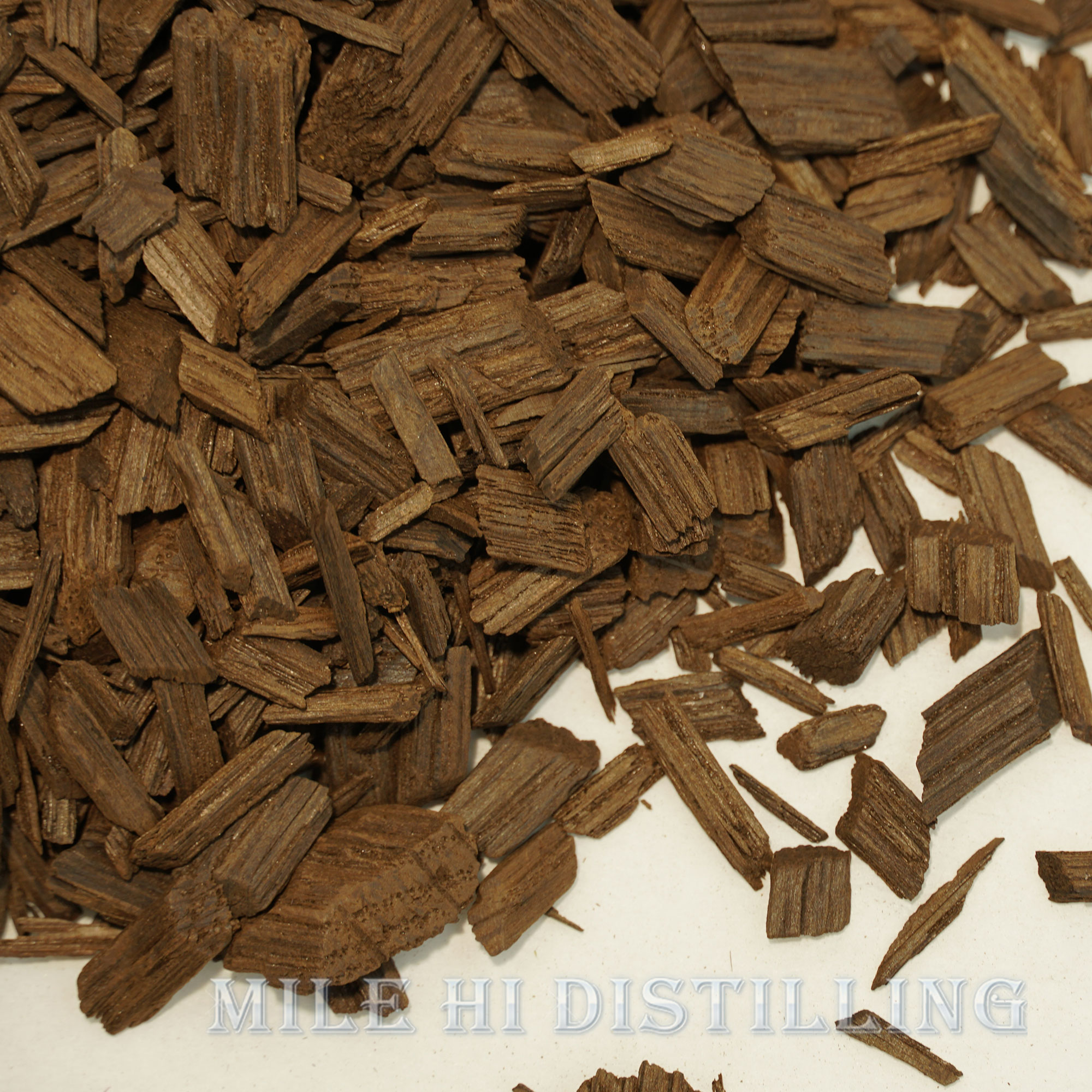 Dark Toasted Oak Chips 2 Distilling Supplies