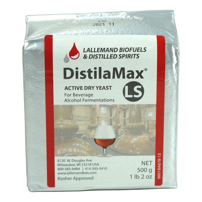 DistilaMax LS Active Dry Yeast