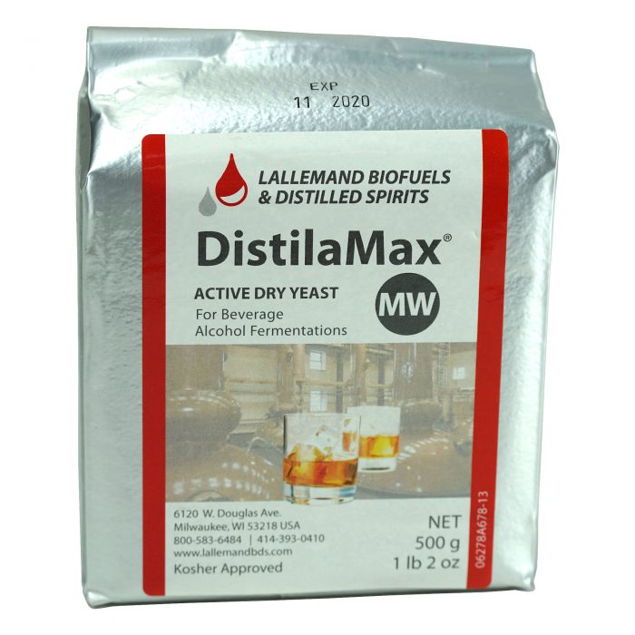 DistilaMax MW Single malt whiskey yeast