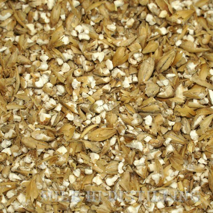 Milled Heavy Peated Malt