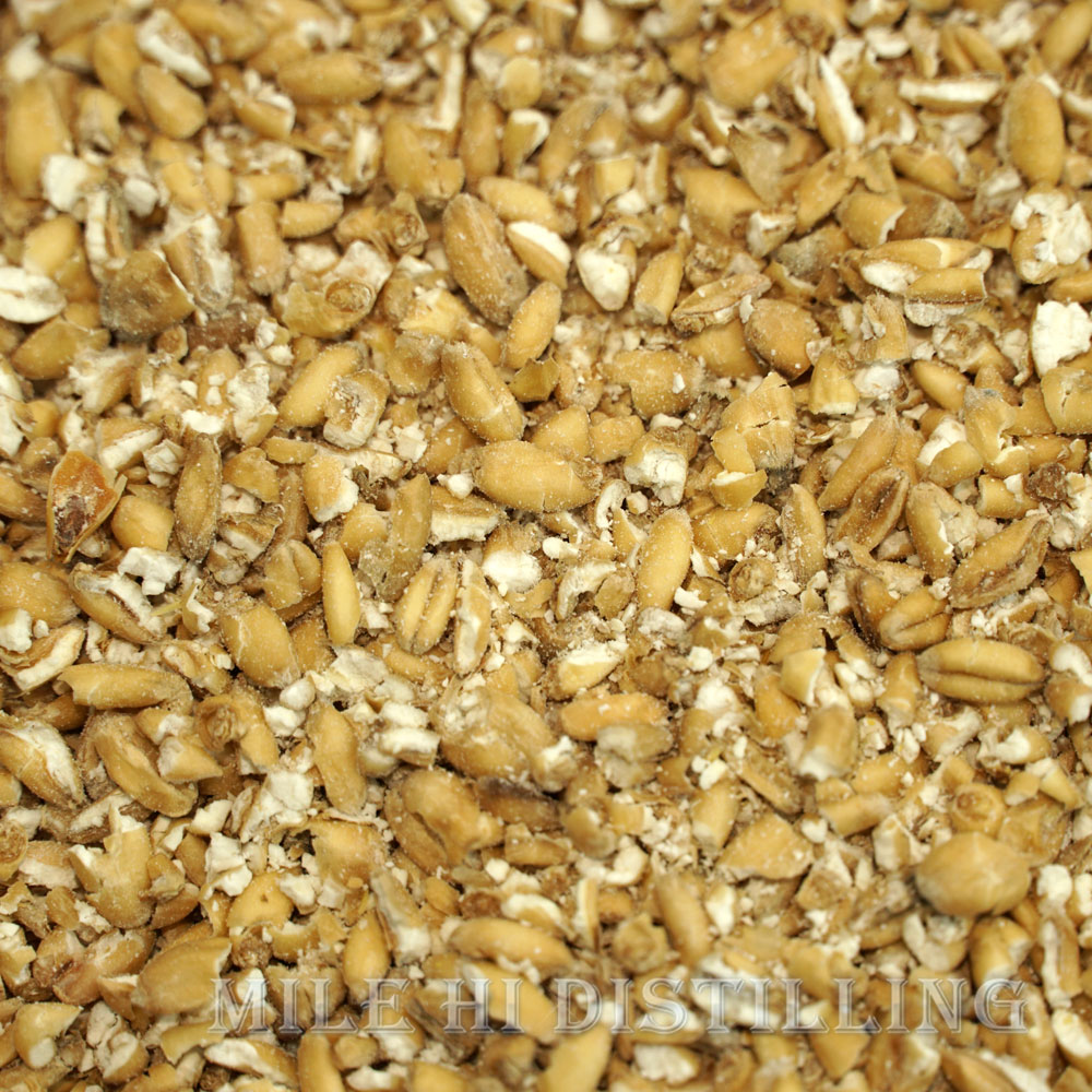 Milled Malted White Wheat