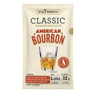 Classic American Bourbon Sachet