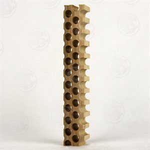 Hickory honey comb stick