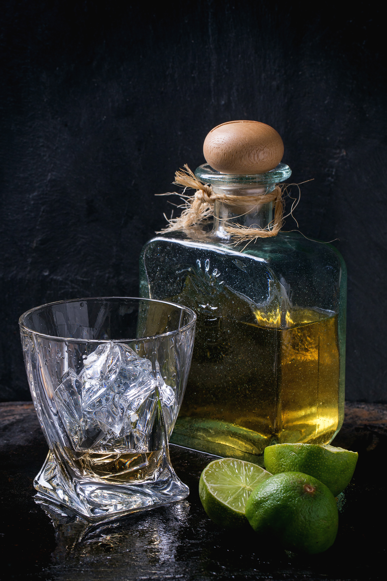 How To Make Tequila Aging process